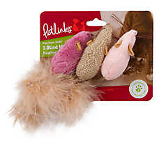 Petlinks® 3 Blind Mice Cat Toys - 3 Pack