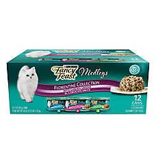 Fancy Feast® Medleys Florentine Adult Cat Food - Variety Pack, 12ct