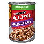 Purina® ALPO® Prime Cuts Adult Dog Food - Lamb & Rice
