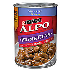 Purina® ALPO® Prime Cuts Adult Dog Food - Beef