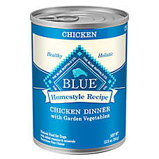 BLUE Homestyle Recipe® Adult Dog Food