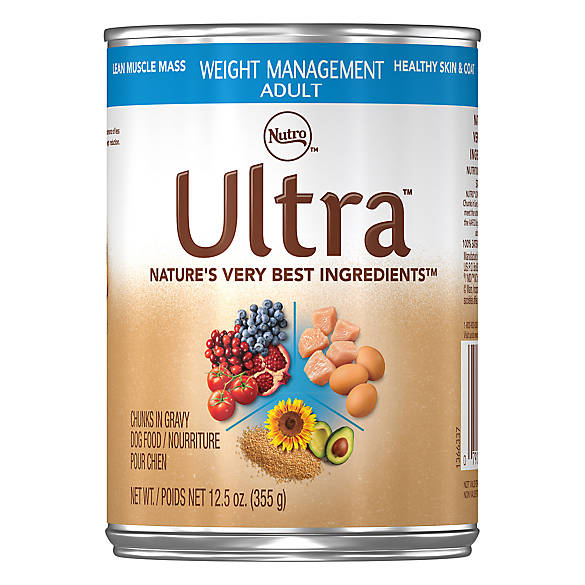 Weight Management Canned Dog Food