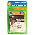 SENTRY® WORM X PLUS® 7 Way Broad Spectrum Dog De-Wormer - 2 Pack