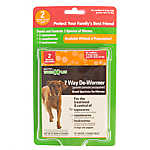 SENTRY® WORM X PLUS® 7 Way Broad Spectrum Dog De-Wormer - 2 Pack