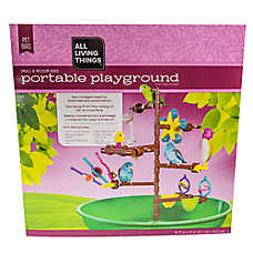 All Living Things® Portable Bird Playground