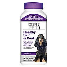 21st Century Healthy Skin & Coat Dog Supplement