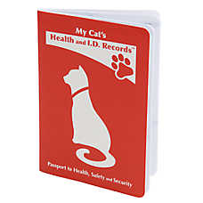 MDI Health & I.D. Record Cat Passport