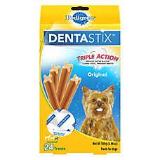 PEDIGREE® Dentastix Mini Dog Sticks