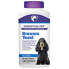 21st Century™ Essential Pet™ Brewers Yeast with Garlic, B Vitamins, & Minerals Dog Chewa