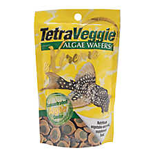 Tetra® Veggie Xtreme Algae Wafers Fish Food