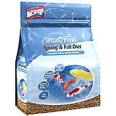 TetraPond Spring and Fall Fish Diet