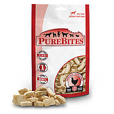 PureBites® Freeze Dried Chicken Breast Dog Treat
