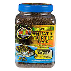 Zoo Med™ Hatchiling Formula Natural Aquatic Turtle Food