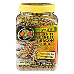 Zoo Med™ Natural Juvenile Bearded Dragon Food