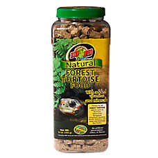 Zoo Med™ Natural Forest Tortoise Food