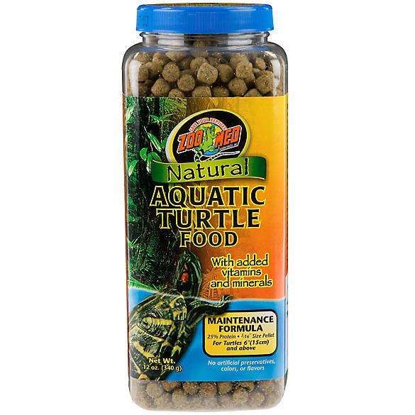 Zoo Med Natural Maintenance Formula Aquatic Turtle Food