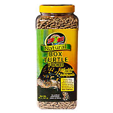 Zoo Med™ Natural Box Turtle Food