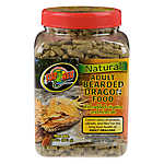 Zoo Med™ Natural Adult Bearded Dragon Food