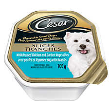 Cesar® Slices Adult Dog Food