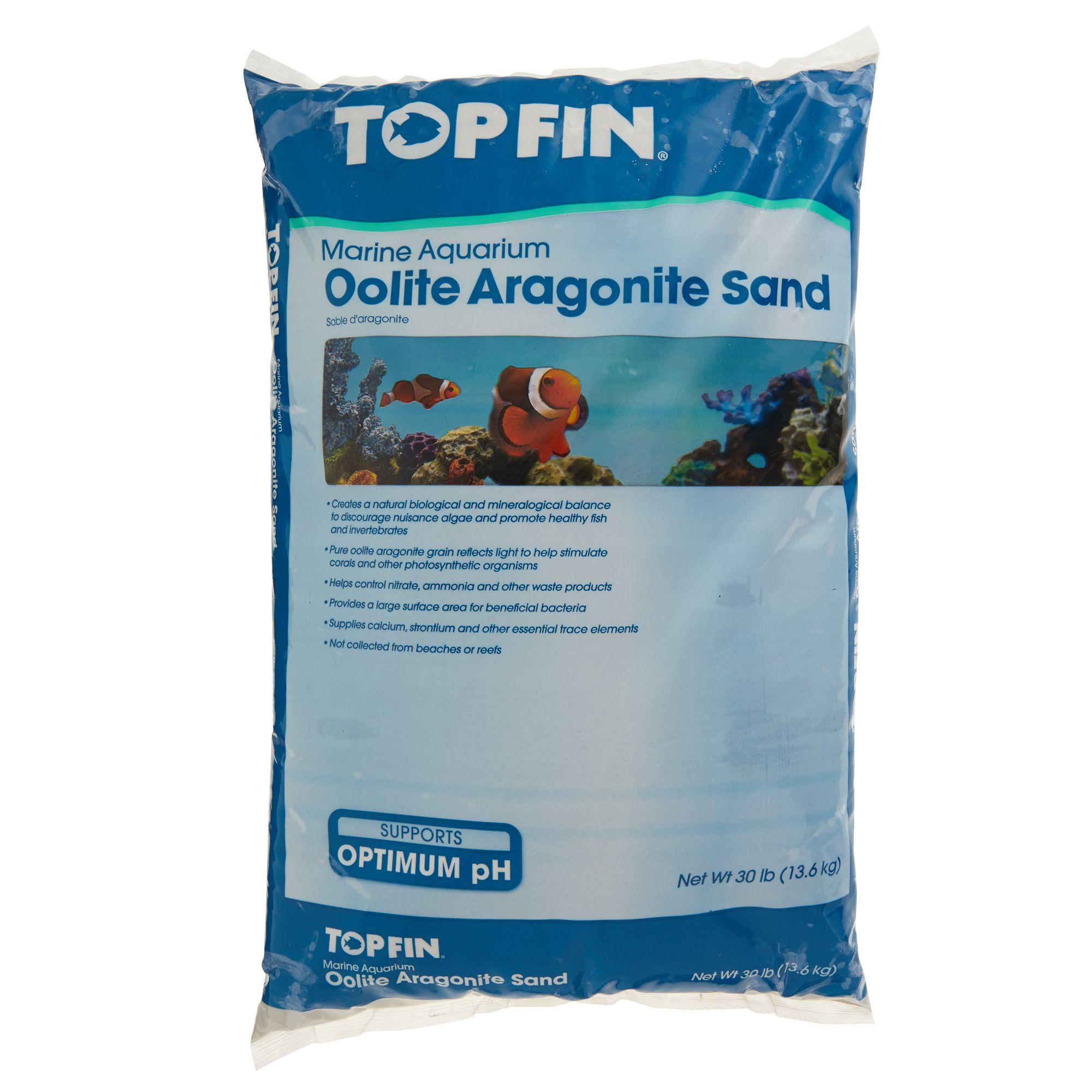 Aragamax Oolite Aquarium Substrate