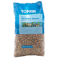 Top Fin® Polished Premium Aquarium Gravel