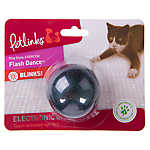 Petlinks® Flash Dance Ball Cat Toy (COLOR VARIES)
