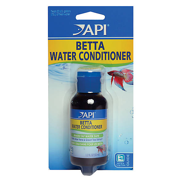 Api Betta Aquarium Water Conditioner Fish Water Care