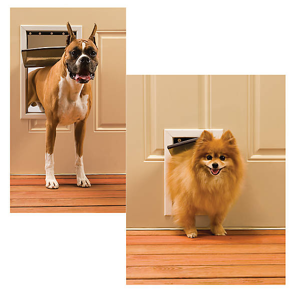 Petsafe Freedom Pet Door Dog Dog Doors Gates Petsmart