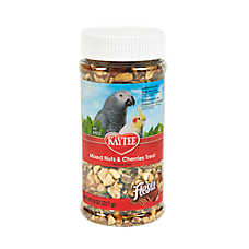 KAYTEE® Fiesta® Mixed Nuts and Cherries Natural Bird Treats