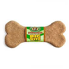 Nature's Animals Big Bite All Natural Dog Bone Biscuit