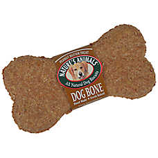 Nature's Animals All Natural Dog Bone Biscuit