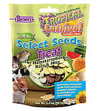 Brown's Extreme! Select Seeds Small Animal Treats