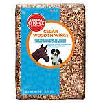 Grreat Choice® Cedar Wood Shavings Pet Bedding