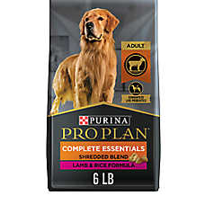 Purina® Pro Plan® Shredded Blend Adult Dog Food - Lamb & Rice