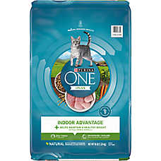 Purina ONE® SMARTBLEND® Indoor Advantage Adult Cat Food