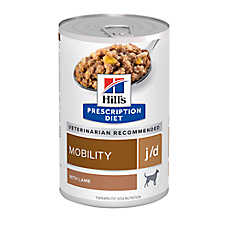 Hill's® Prescription Diet® j/d Joint Care Dog Food - Lamb