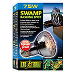 Exo Terra® Swamp Glo Splash & Mist Resistant Basking Spot Light