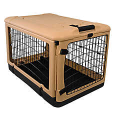"Pet Gear ""The Other Door"" Deluxe Steel Pet Crate"