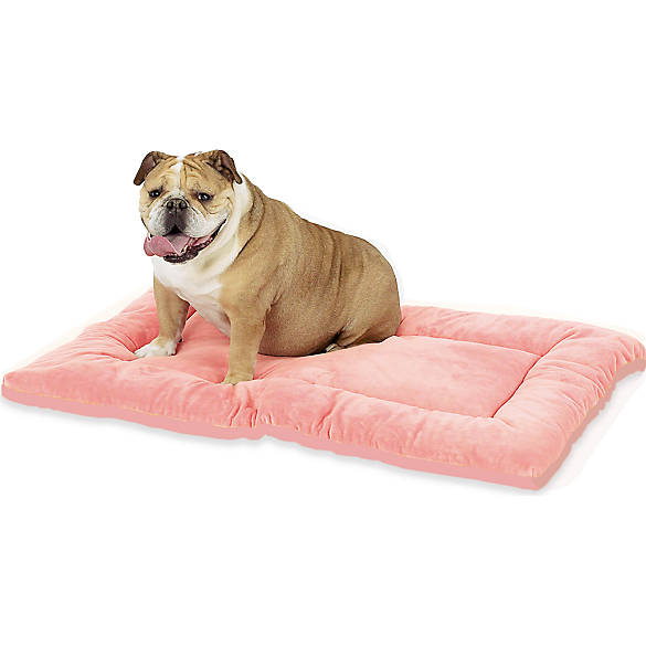 Pet Dog Bed Mats Soft Colorful Striped Dog Beds for Large Dogs Sofa Kennels Cat's House Big