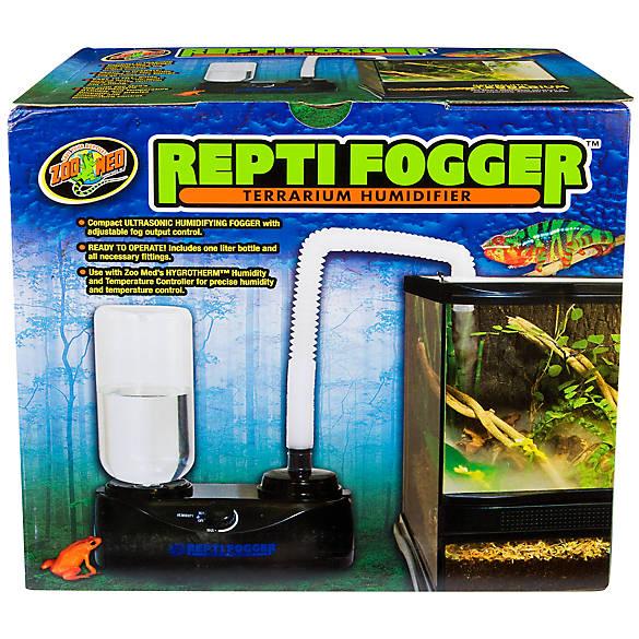 Zoo Med Trade Repti Fogger Reptile Terrarium Humidifier Reptile
