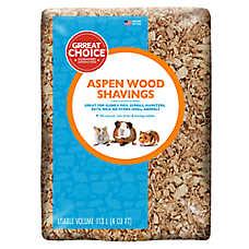 Grreat Choice® Aspen Small Pet Bedding