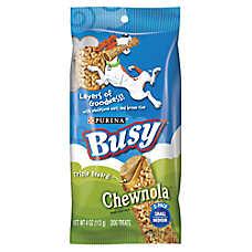 Purina® Busy Bone Chewnola Small/Medium Dog Treat