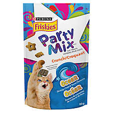 Purina® Friskies Party Mix® Cat Treats