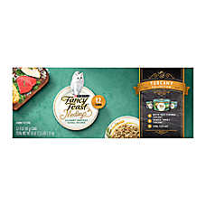 Fancy Feast® Medleys Tuscany Adult Cat Food - Variety Pack, 12ct