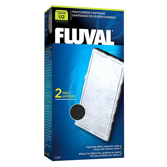 Fluval u2 underwater cartridge fish filter media petsmart for Petsmart fish tank filters