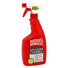 NATURE'S MIRACLE™ Just For Cats Advanced Formula Severe Stain & Odor Remover