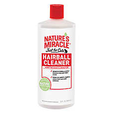 NATURE'S MIRACLE™ Just For Cats Hairball Remover