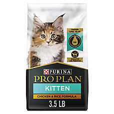 Purina® Pro Plan® FOCUS Kitten Food - Chicken & Rice