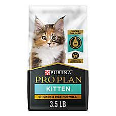 Purina® Pro Plan® FOCUS Kitten Food - Chicken & Rice