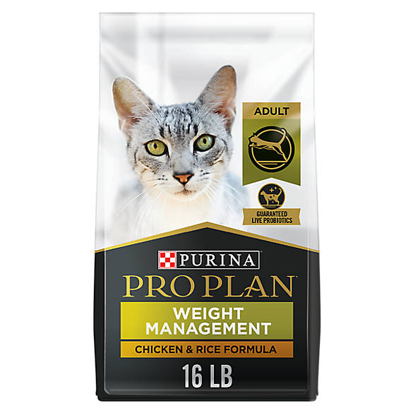 Make Purina Pro Plan FOCUS Indoor Care Salmon & Rice Formula adult dry cat food part of your cat's daily diet, and give her a delicious meal designed specifically to help indoor cats thrive.